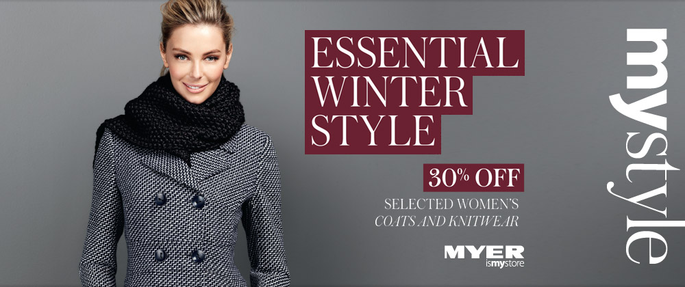 Myer 15-21 May 2013 NEW SITE